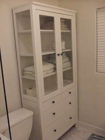 Pharmacy Cabinet From Hemnes Cabinet Ikea Hackers