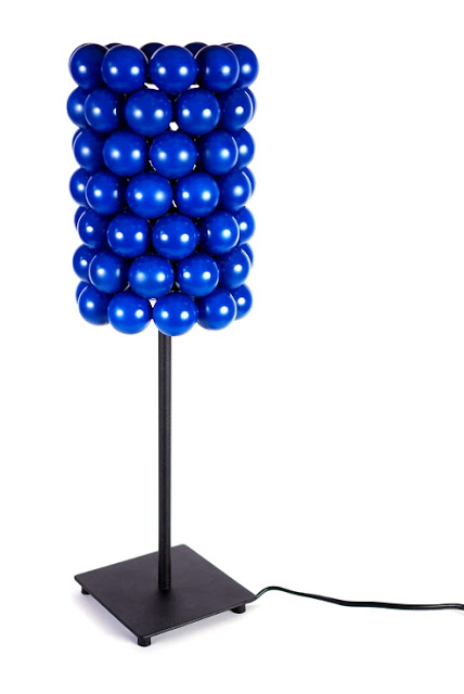 Ping-pong table lamp