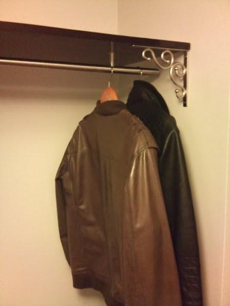 Closet For The Landing Ikea Hackers