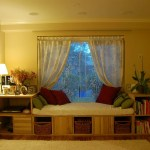 Bookcases To Bay Window Seat Ikea Hackers