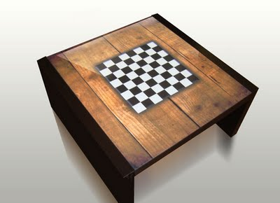 board games checkers vinyl decal