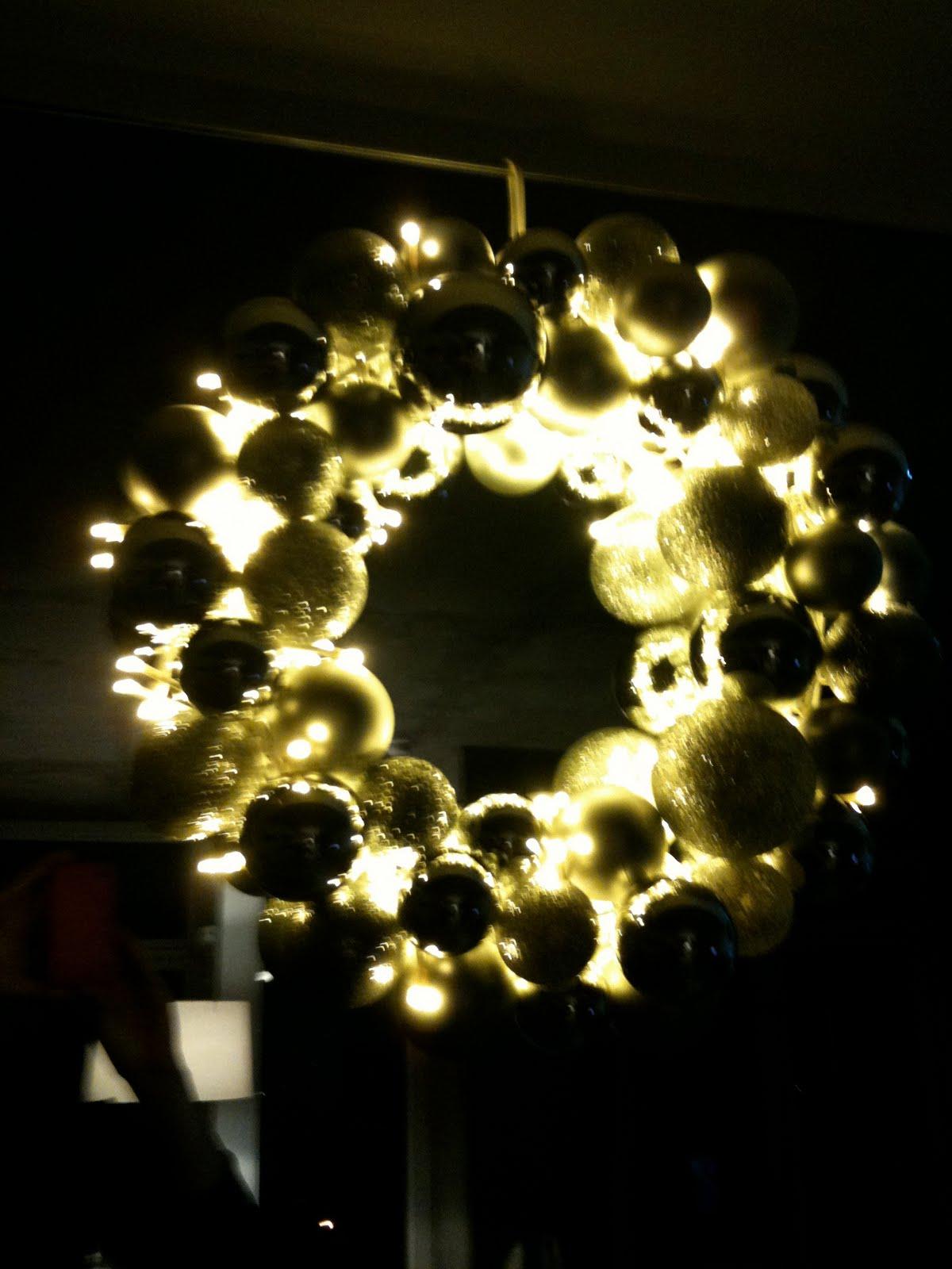 Ikea Light Wreath Ikea Hackers