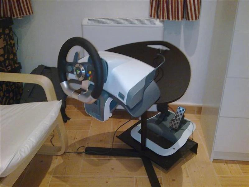 Xbox Wheel Hack Ikea Hackers
