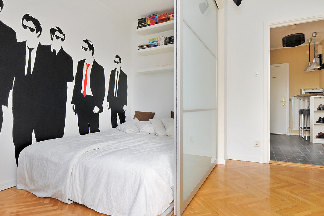 Turn your studio apartment into a 1 bedroom with PAX - IKEA Hackers
