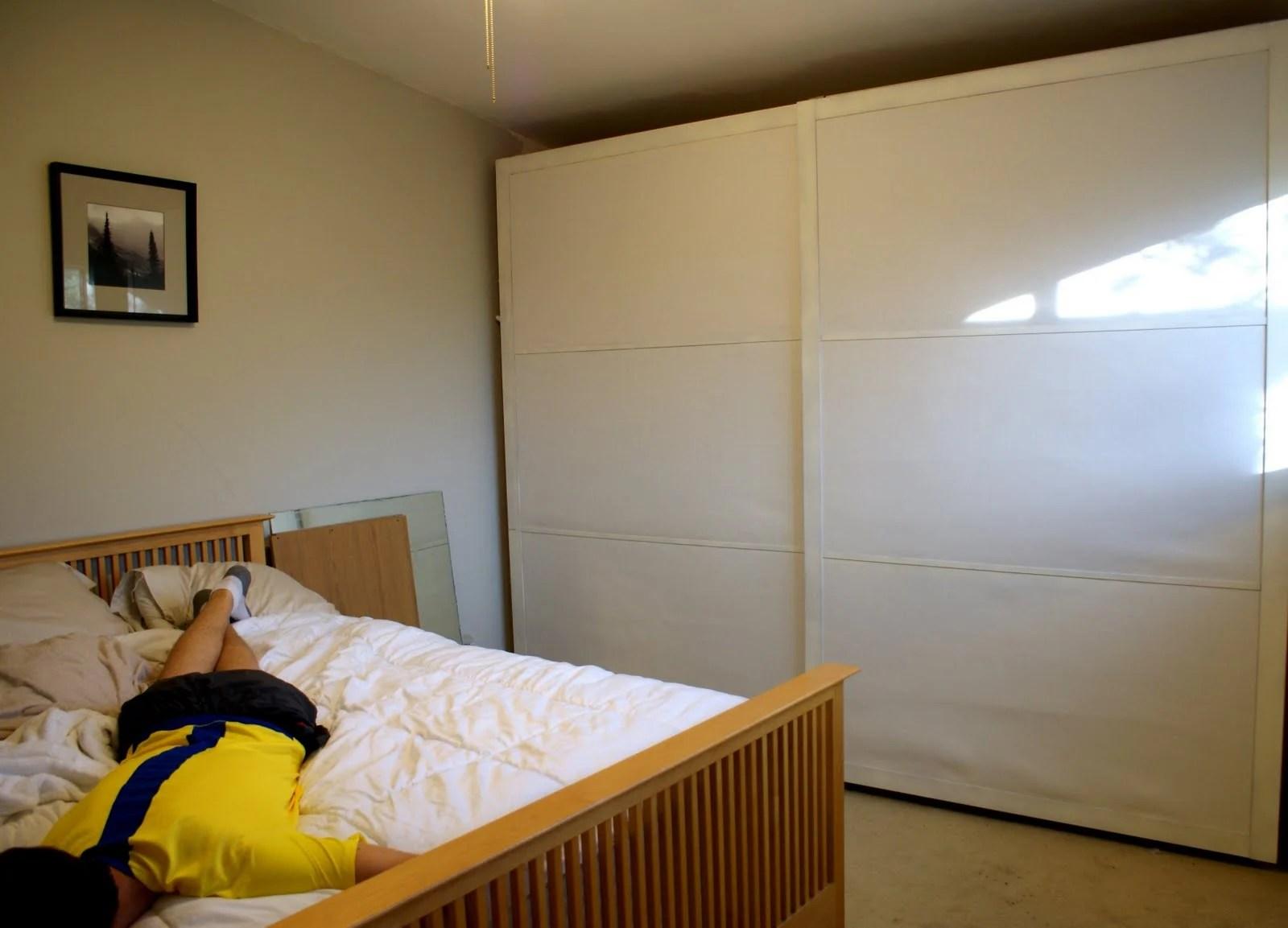 Fixing The Pax Sliding Door Ikea Hackers