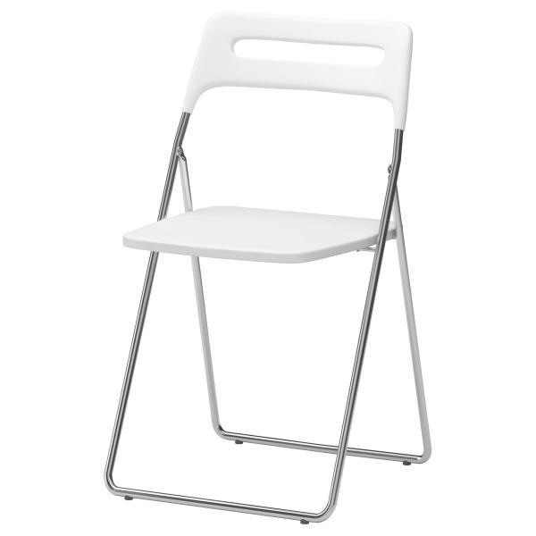 Купить Складные стулья IKEA NISSE, Krzesło składane цена в ...