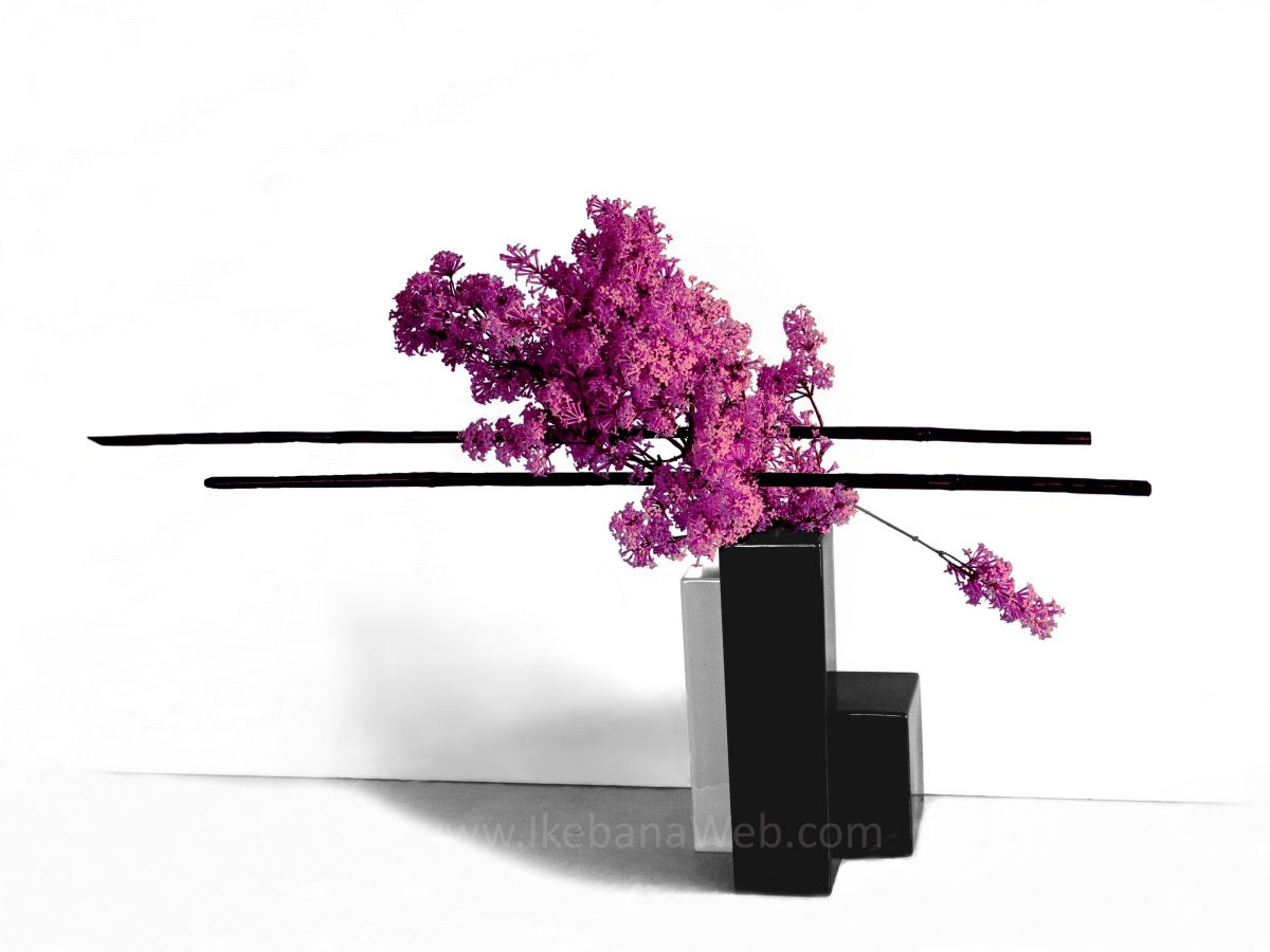 3 Main Elements of Ikebana Flower Arrangements