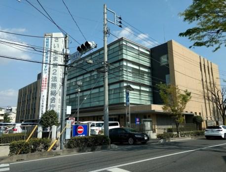 埼玉入管(東京入国管理局 さいたま出張所)