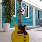 【愛機紹介】Orville by Gibson Les Paul Jr. 1990 【ヤンチャです】