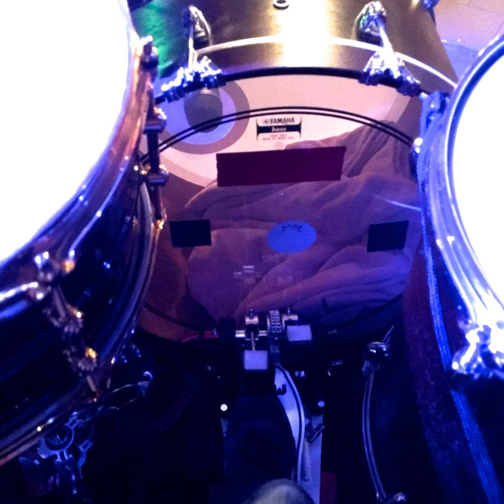 バンドの音作りの基本はバスドラムのチューニングからはじめましょう!