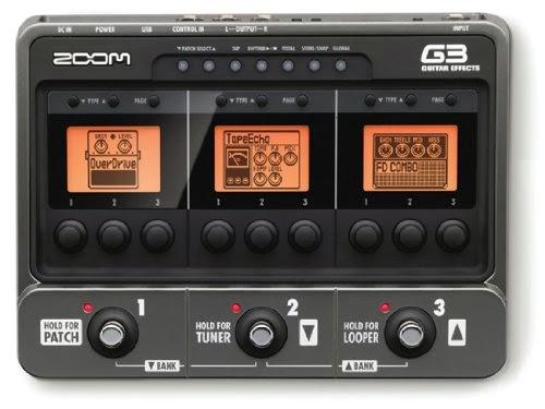 """【Zoom G3、B3】あなたは本物の音を""""体感""""していますか【おススメ機材!】"""