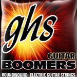 【ghs BOOMERS】ギター弦の種類で音のハリとツヤが変わります!