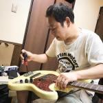 オクターブ調整でギターの音抜けを改善しましょう!