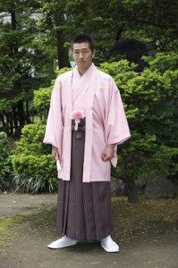 成人式、袴色7