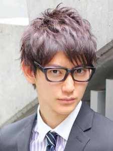 成人式 スーツ 男 髪型26