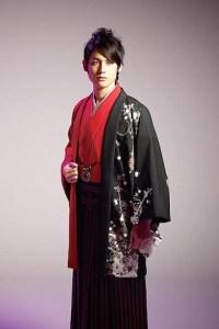 成人式、袴色1