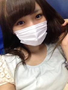 マスク、付け方、美人、11