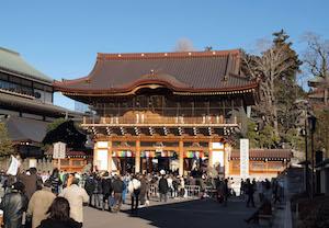 関東、初詣、ランキング、2016、1