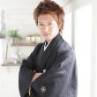 卒業式、メンズ、髪型、袴