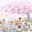 大阪、花見、スポット、4