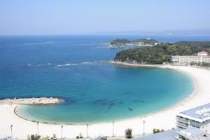 白良浜、おすすめ、周辺、スポット、海水浴