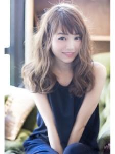 夏 ロング 髪型 女性、4