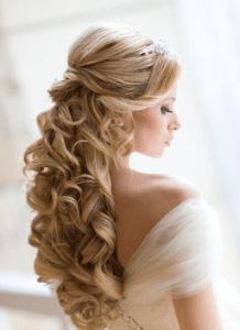 結婚式 ロング 髪型 ゲスト 女性、2