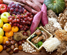 秋の食べ物!旬な食べ物をランキングでご紹介!