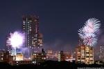 天神祭の花火の2018年度の日程や見どころ、穴場スポットのご紹介!