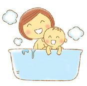 赤ちゃん お風呂 入れ方、5