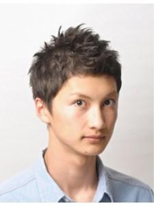 秋 メンズ 髪型 人気、5