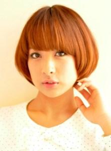 秋 ショート 髪型 レディース 人気、6