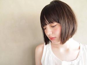 冬 レディース 人気 ミディアム 髪型、3