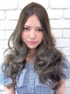 秋 髪型 ロング レディース 人気、1