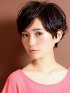 秋 ショート 髪型 レディース 人気、2