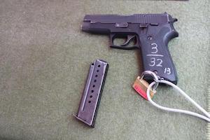 銃 種類 ライフル ハンドガン、3
