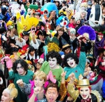 東京のハロウィンイベント!2018年のスポットや衣装、メイクの人気は?