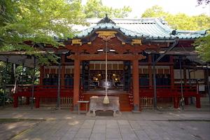 縁結び 東京 神社 パワースポット 6