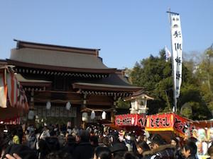 関西 初詣 ランキング 2016 人気 穴場