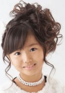 卒園式 髪型 女の子 ショート ミディアム ロング 8