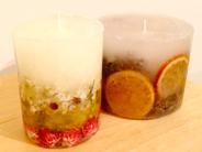 アロマキャンドル 作り方 簡単 かわいい 香水 4