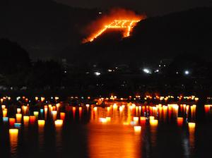 京都五山 送り火 2016年 日程 6