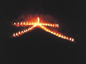 京都五山 送り火 2016年 日程 4