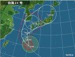 台風で飛行機が欠航の基準は?国際線でも払い戻しは可能?