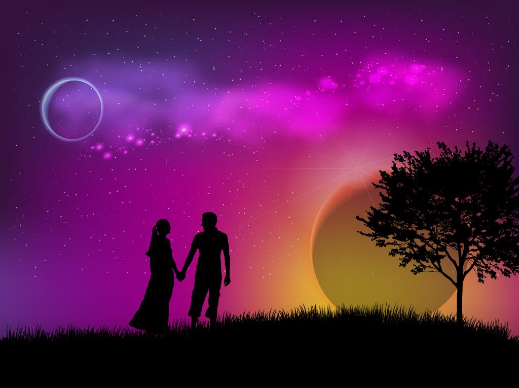月が綺麗ですねの意味や返しとは?死んでもいいわ以外の返事や断る時は?