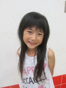 女の子 小学生 髪型