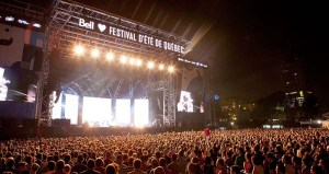 QUEBEC CITY SUMMER FESTIVAL 2017