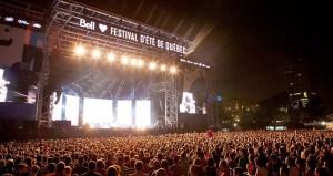 QUEBEC CITY SUMMER FESTIVAL 2017