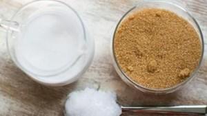 Suiker in voedingsmiddelen