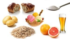Minder koolhydraten eten